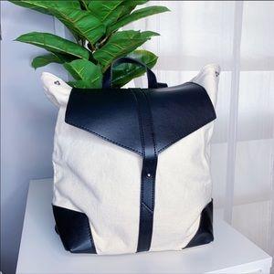 Deux Lux Bags - NWT Deux Lux Demi Canvas Backpack